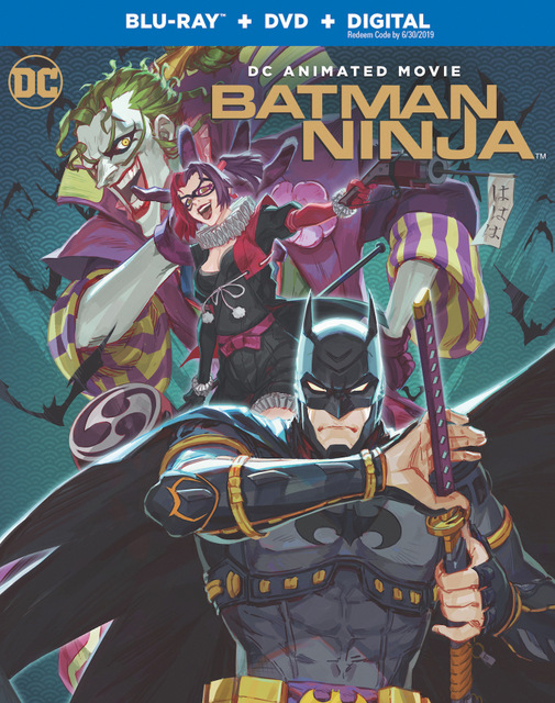 Batman-Ninja-Blu-ray-cover