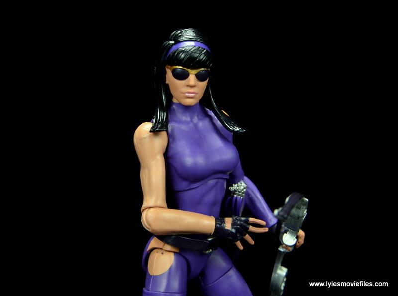 Marvel Legends Avengers Vision, Kate Bishop and Sam Wilson figure review - kate bishop main