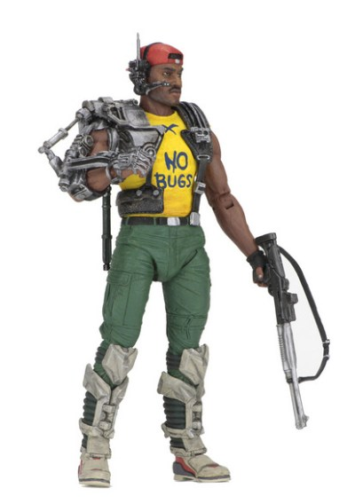 aliens series 13 sgt apone right side