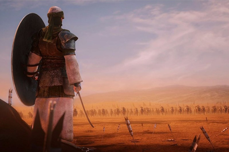 bilal a new breed of hero review battle scene