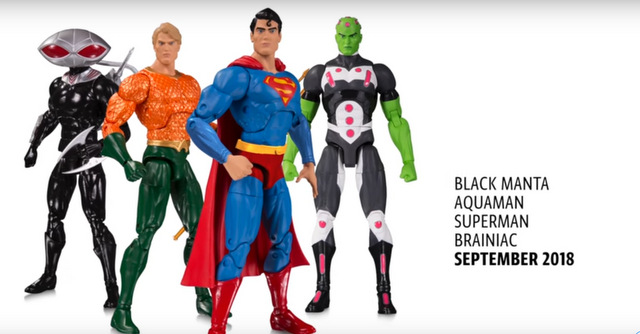 dc collectibles new dc essential figures