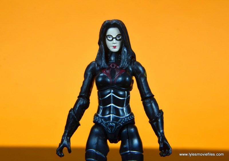 gi joe social clash lady jaye and baroness figure review set - main baroness pic