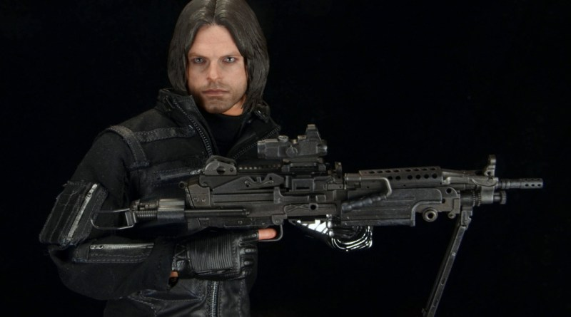 hot toys the winter soldier civil war figure review -main pic