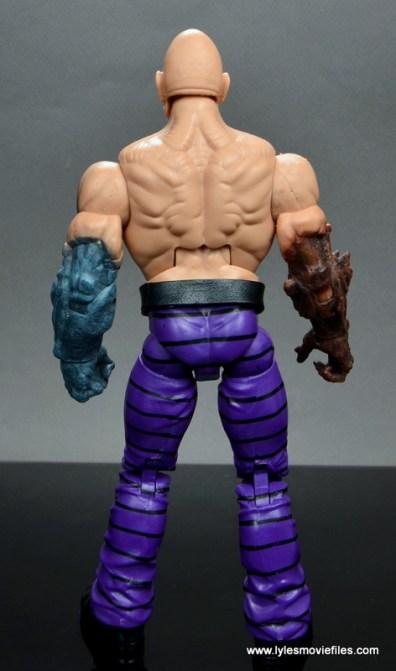 marvel legends absorbing man figure review -rear