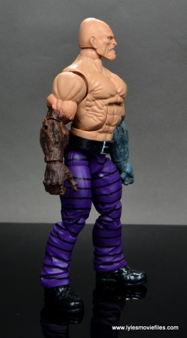 marvel legends absorbing man figure review -right side