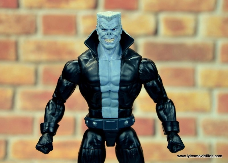 marvel legends tombstone figure review -wide pic