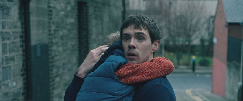 the cured movie review - senan and nephew
