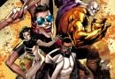 the terrifics 1 cover dc comics reviews 2/28/18