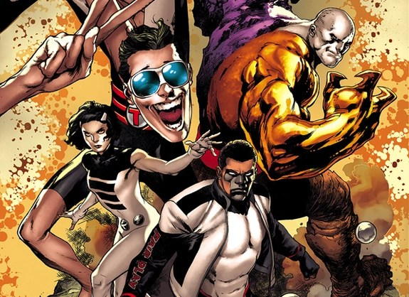 the terrifics 1 cover dc comics reviews 2/28/18