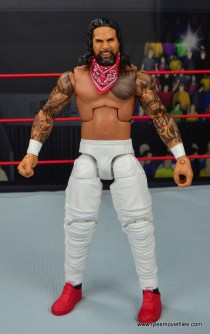 wwe elite 54 the usos jimmy and jey usos figure review - jey uso front