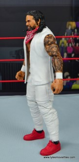 wwe elite 54 the usos jimmy and jey usos figure review - jey uso vest left side
