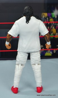 wwe elite 54 the usos jimmy and jey usos figure review - jimmy uso vest rear