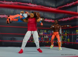 wwe elite 54 the usos jimmy and jey usos figure review - samoan drop to xavier
