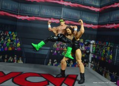 wwe elite bash at the beach sting figure review - bulldog to the giant