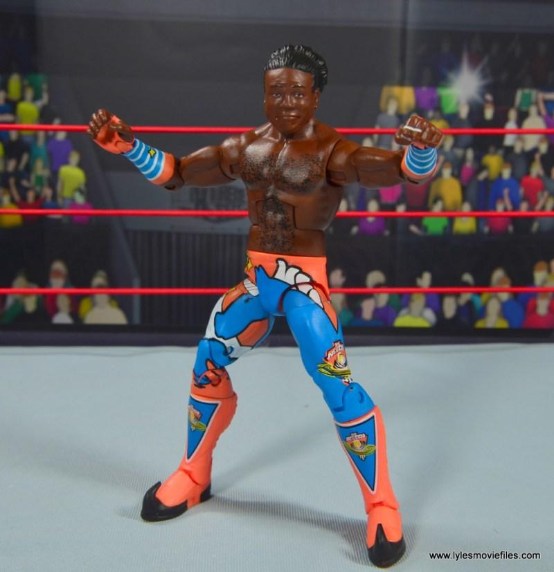 Wwe Elite 52 New Day Kofi Kingston And Xavier Woods Figure