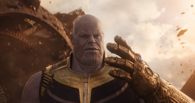 Avengers: Infinity-War-trailer Thanos