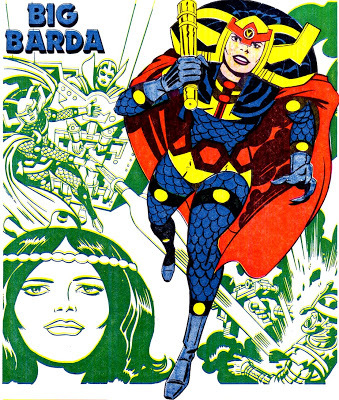 Big_Barda_jack kirby