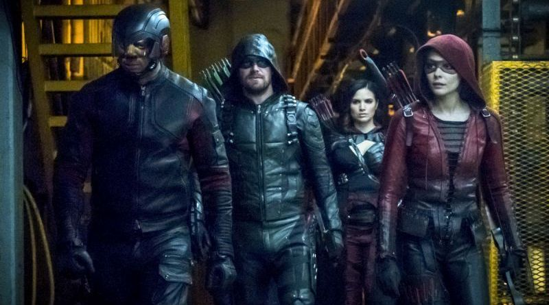 arrow-the-thanatos-guild-spartan, arrow, nyssa and thea