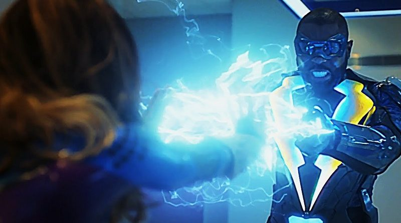 black-lightning-three sevens the book of thunder review - anissa and black lightning