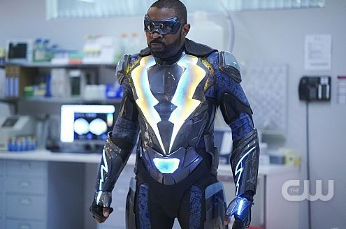 black-lightning-three sevens the book of thunder review - black lightning