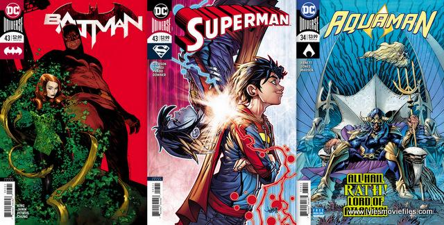 DC Comics reviews for 3/21/18