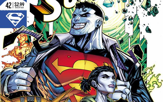 dc comics reviews 3/7/18