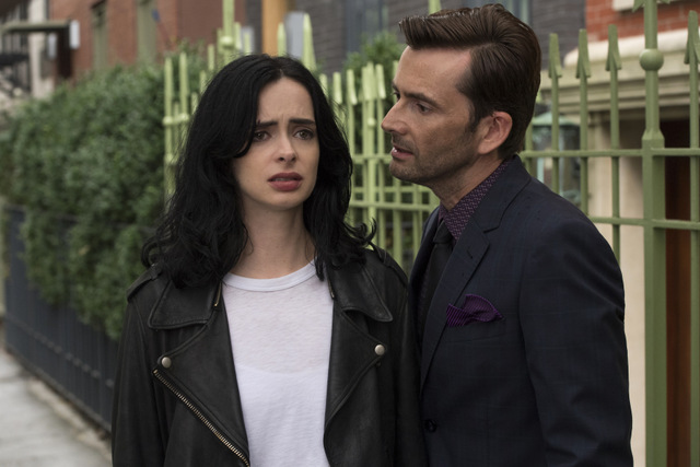 jessica jones aka three lives and counting review - jessica and killgrave