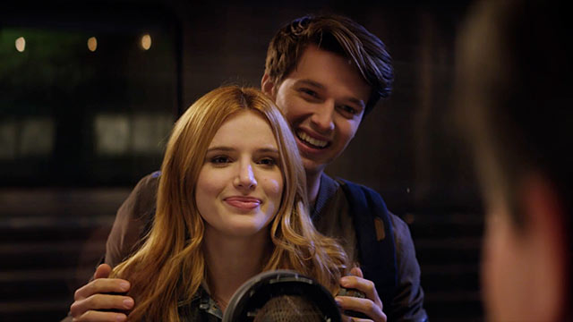 midnight sun - bella thorne and patrick schwarzenegger