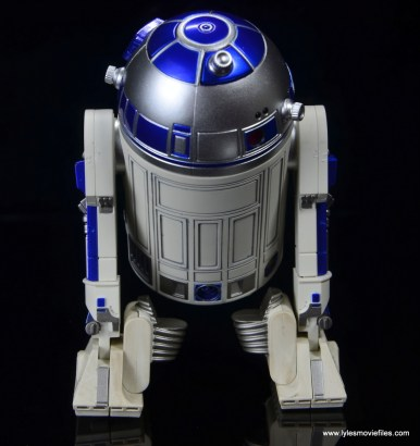 sh figuarts r2d2 figure review - boosters
