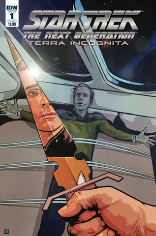 star trek the next generation terra incognita cover