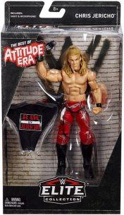 wwe best of attitude era chris jericho figure package front