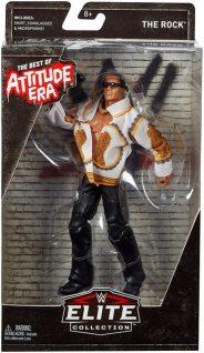 wwe best of attitude era the rock figure front package