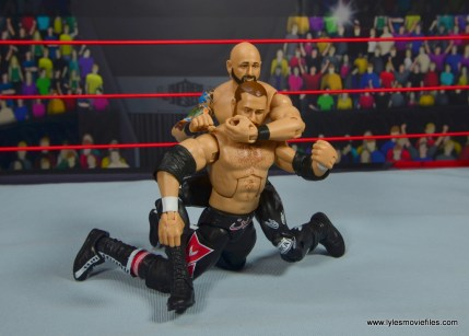 wwe elite 56 karl anderson and luke gallows figure review -chinlock