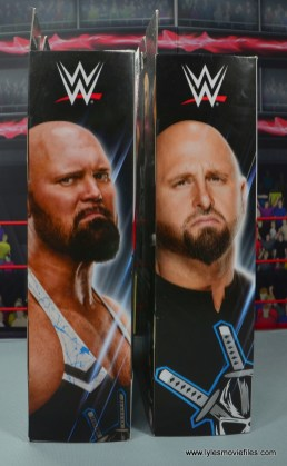 wwe elite 56 karl anderson and luke gallows figure review -package side