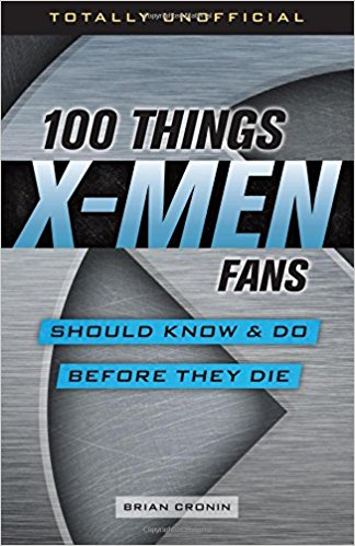 100 things x-men fans