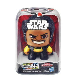 STAR WARS MIGHTY MUGGS Figure Assortment - Lando Calrissian (in pkg)