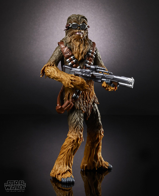 STAR WARS THE BLACK SERIES 6-INCH CHEWBACCA Figure (Target Exclusive)