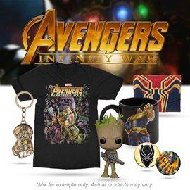 avengers infinity war superhero stuff