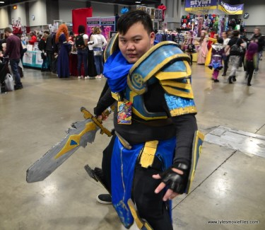 awesome con 2018 cosplay -armored up
