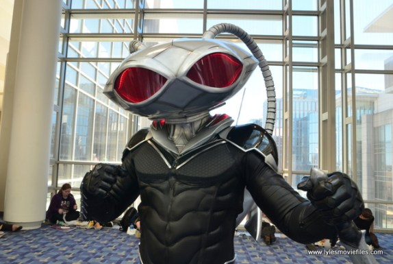 awesome con 2018 cosplay -black manta