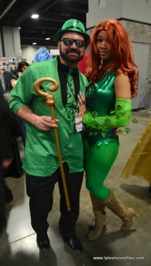 awesome con 2018 cosplay -riddler and ivy