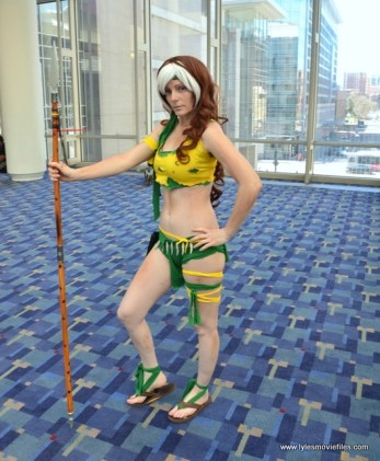 awesome con 2018 cosplay -savage land rogue