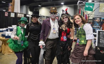 awesome con 2018 cosplay -victorian batman cosplay