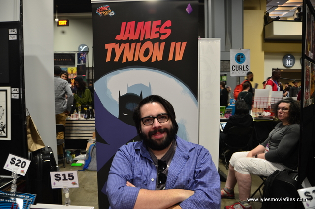 awesome con 2018 - james tynion iv