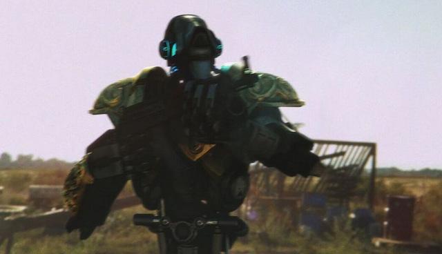 cartel 2045 review -robots
