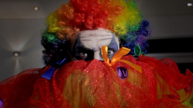 dead list movie review - killer clown