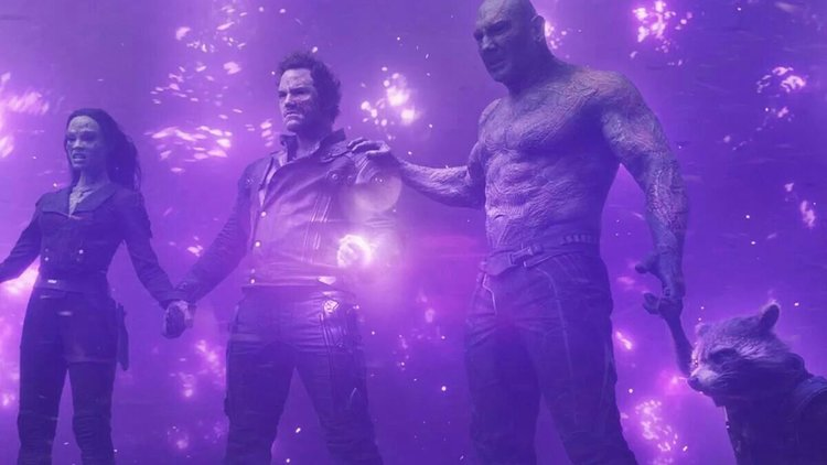 guardians of the galaxy infinity stone