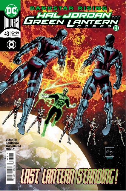 hal jordan and the green lantern corps 43