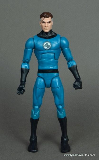 marvel legends mister fantastic figure review - front