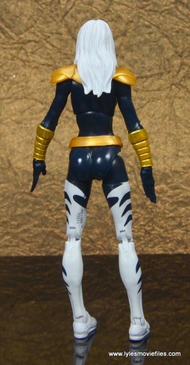 marvel legends songbird figure review - rear